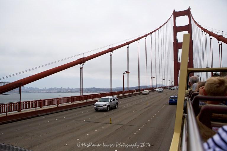 Golden Gate Bridge, San Francisco.
