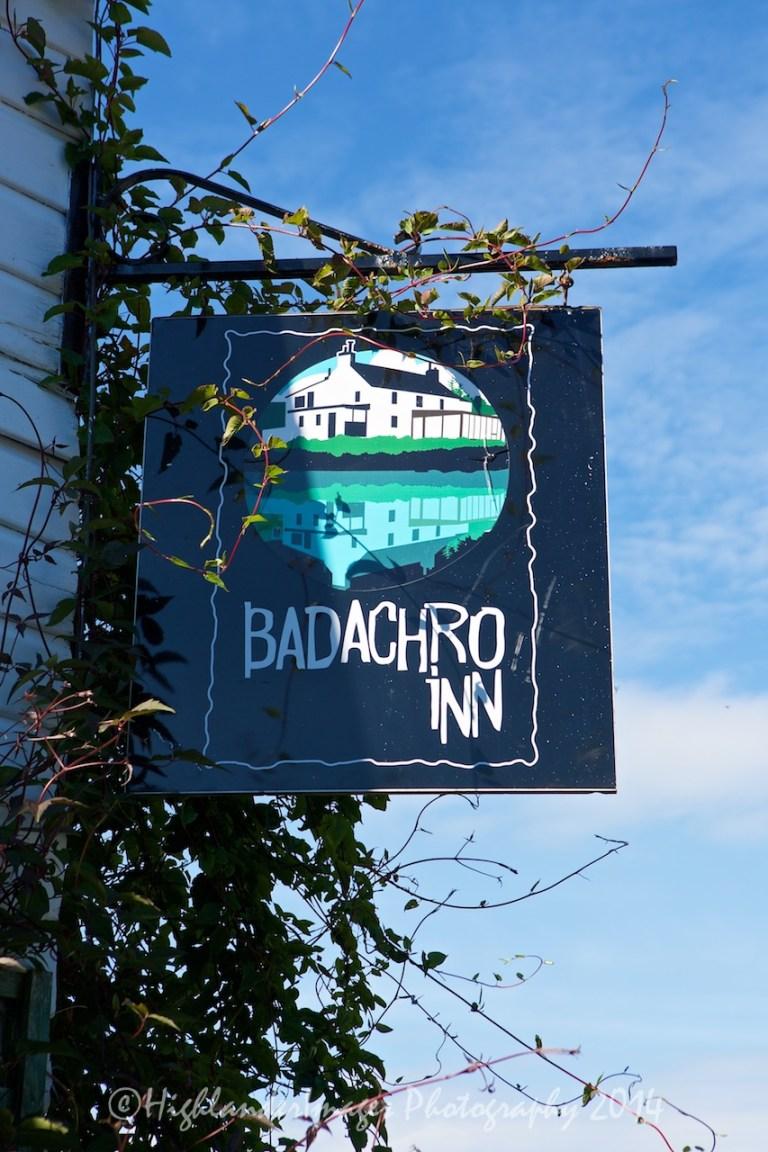 Badachro Inn, Bdachro