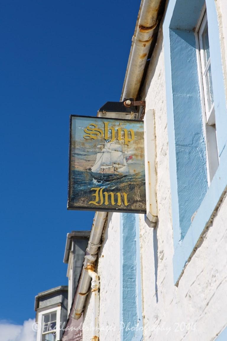 Ship Inn, Elie