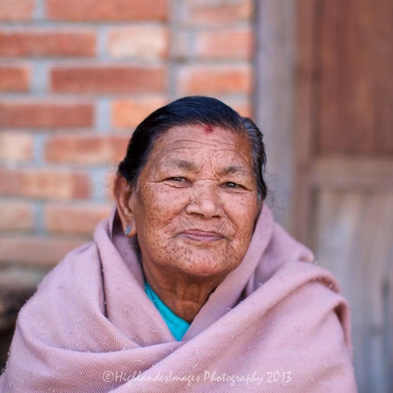 Faces of Bungamati.