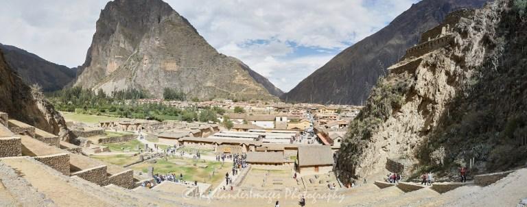 Temple of the Sun, Ollantaytambo, Peru