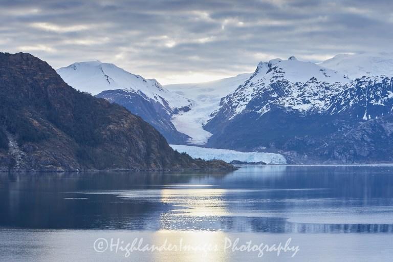 Amalia Glacier, Chile