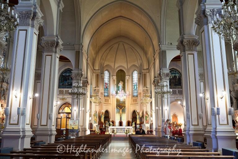 Santuario Maria Auxiliadora Church, Punta Arenas, Chile