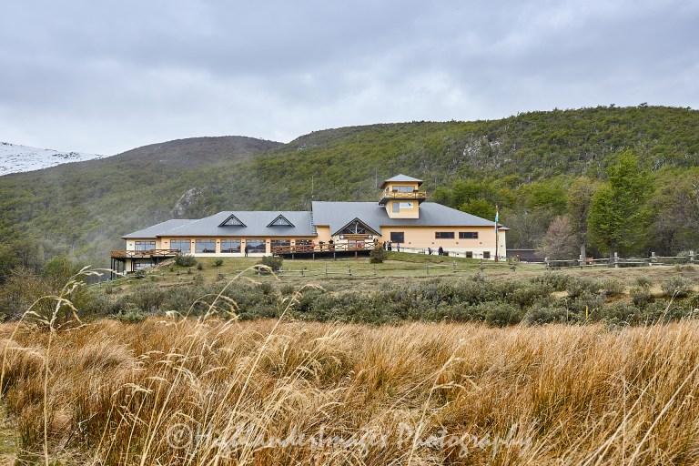 Visitor Centre, Tierra del Fuego National Park, Ushuaia, Argentina