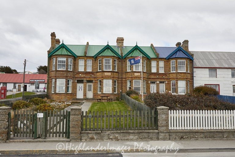 Jubillee Villas, Port Stanley, Falkland Islands