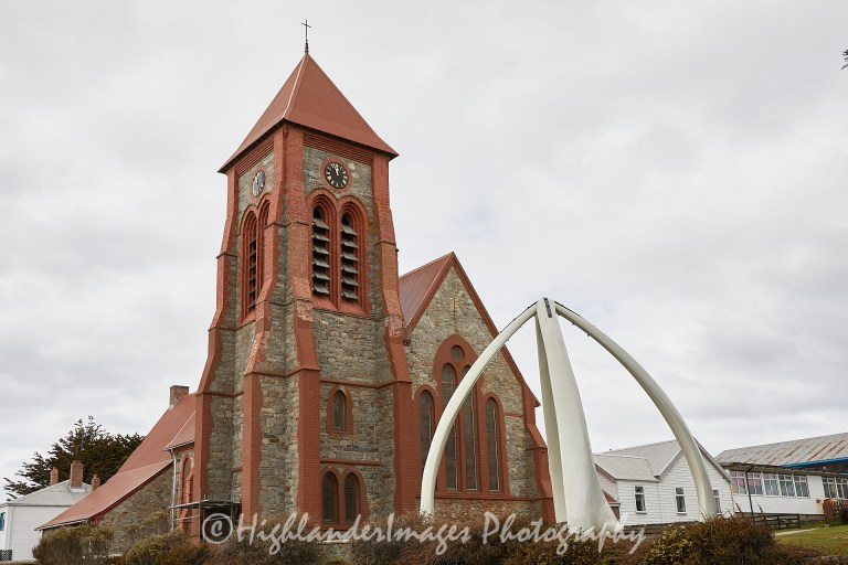 Christ Church Cathedral, Port Stanley, Falkland Islands