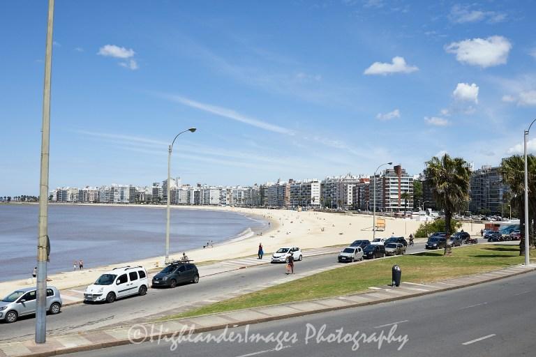 Playa Ramirez, Montevideo, Uruguay