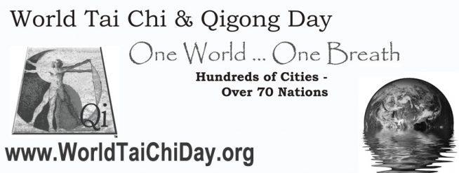 World Tai Chi and Qigong Day 2017 ***updated***