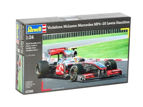 07096 McLaren Mercedes MP4-25