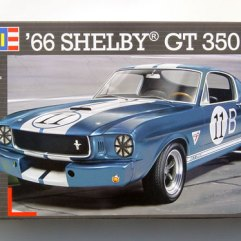 07193 66 Shelby GT 350