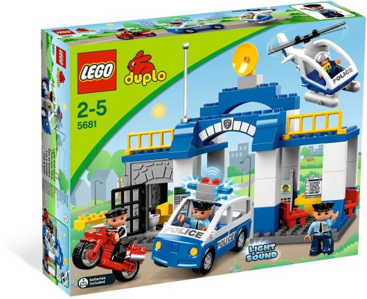 5681 Police Station