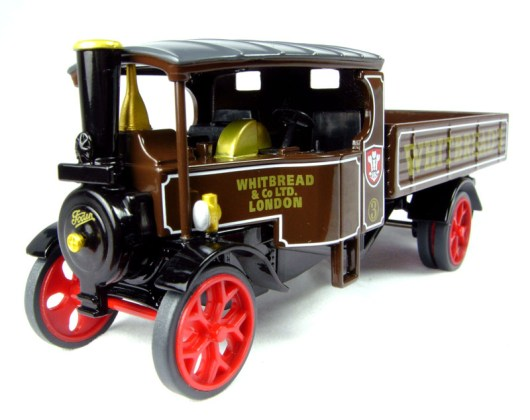 1922 Foden Steam Wagon