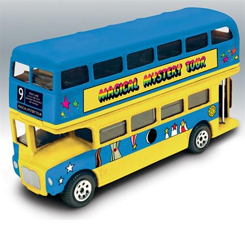 London Bus Magical Mystery Tour