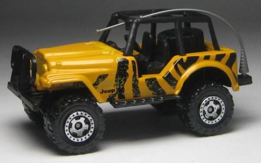 MB131 Jeep 4x4