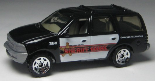 MB360 Ford Expedition