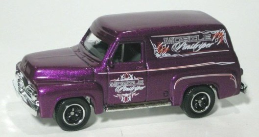 MB733 Ford F-100 Panel Delivery