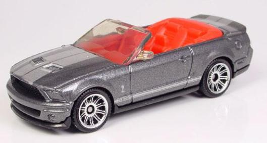 MB744 2007 Ford Shelby GT500