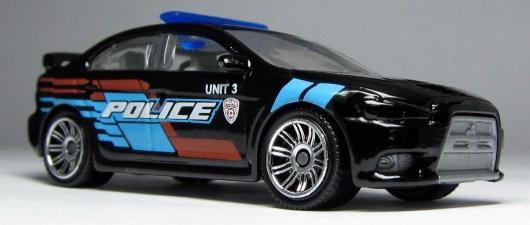 MB808 Mitsubishi Lancer Evolution X Police