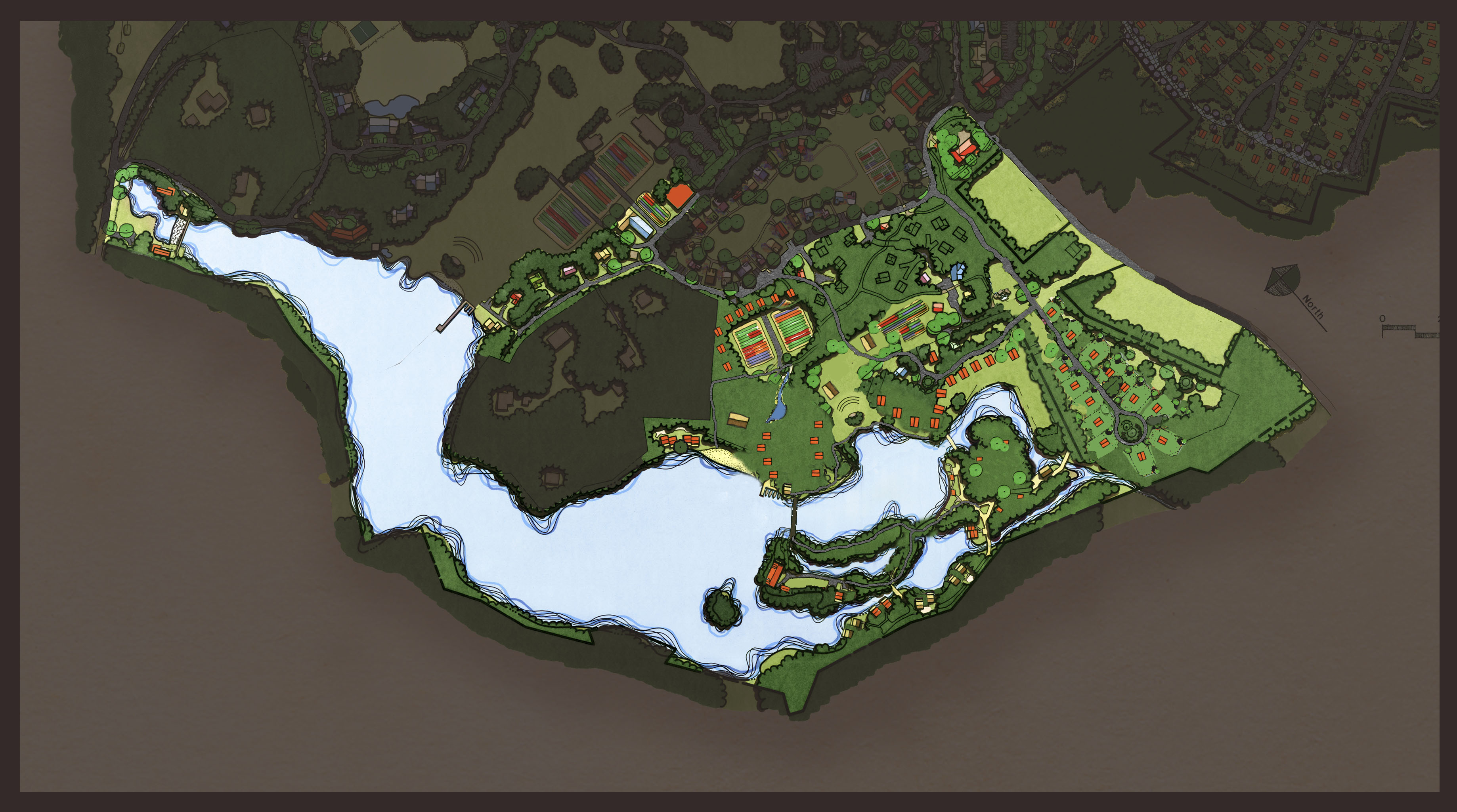 The Cove Map
