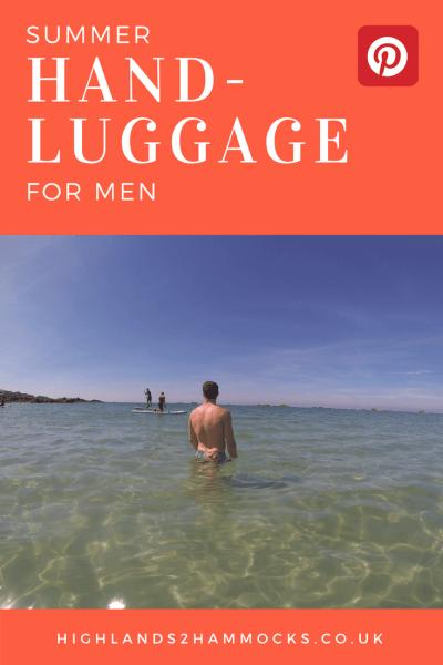 summer hand-luggage