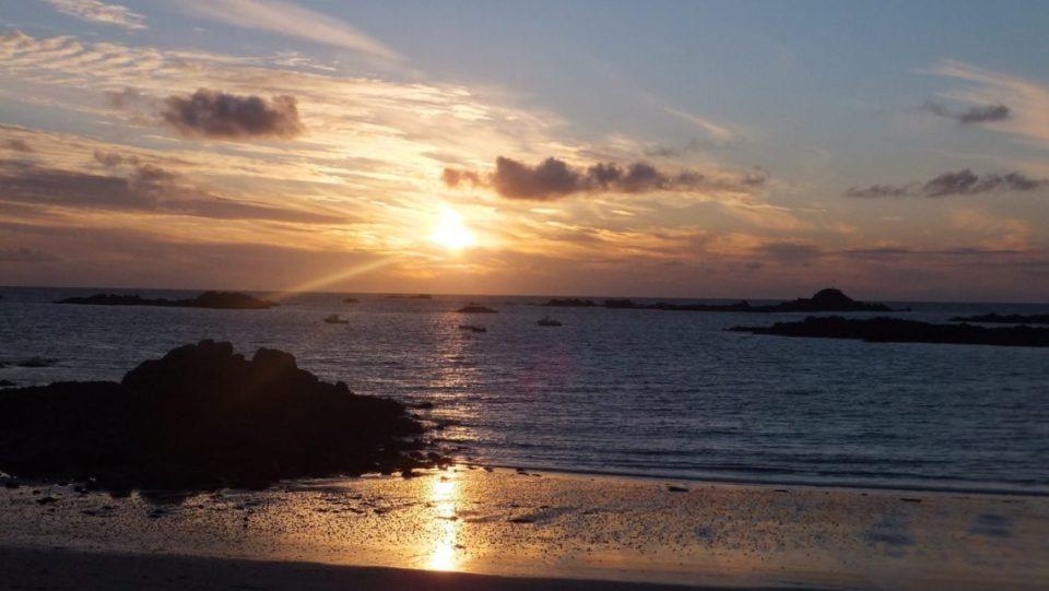 Guernsey Sunsets