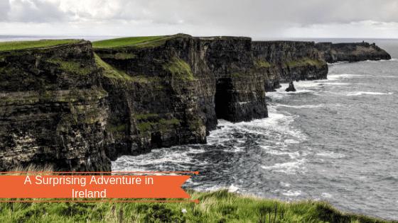 A Surprising Adventure in Ireland