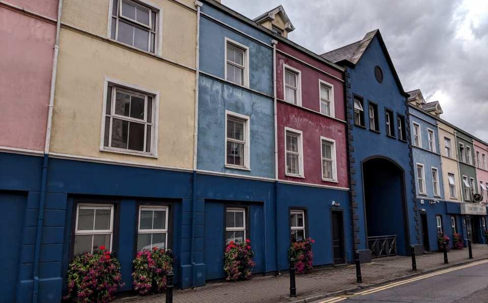 Colourful Ireland