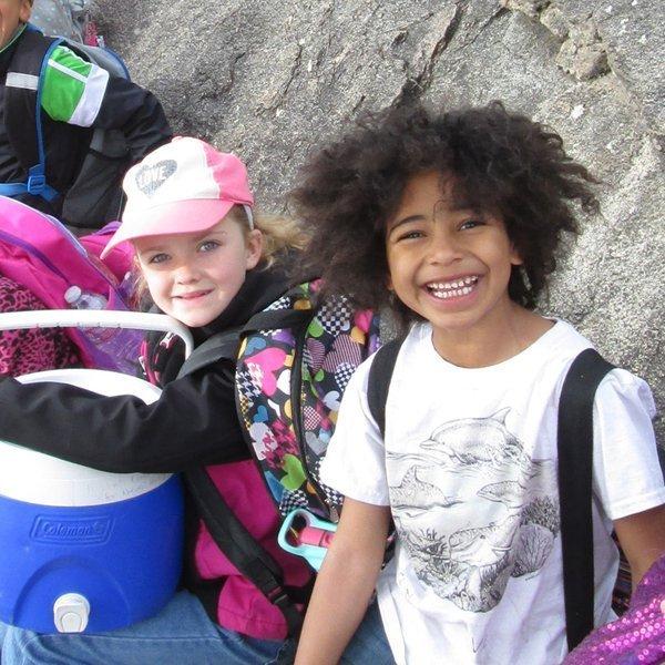 Elementary kids school field trips