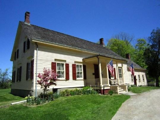 The Van Wyck homestead