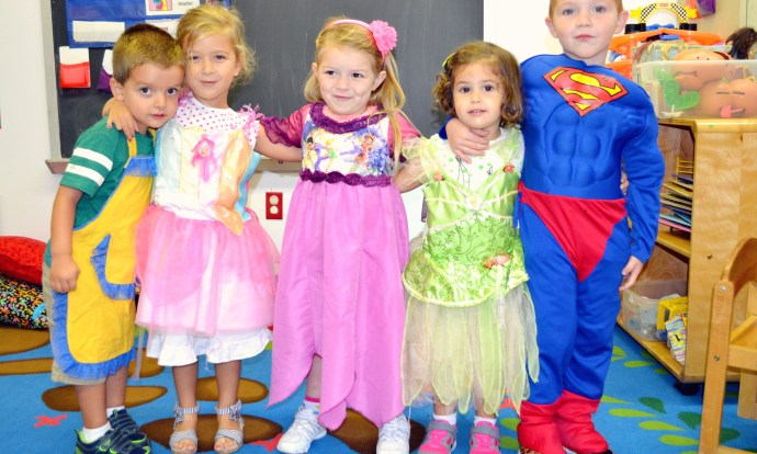 A Word About HALLOWEEN at Preschool