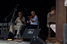 Boisdale Trio - Highland Village Day 2014