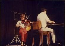 Dougie McPhee and Natalie MacMaster