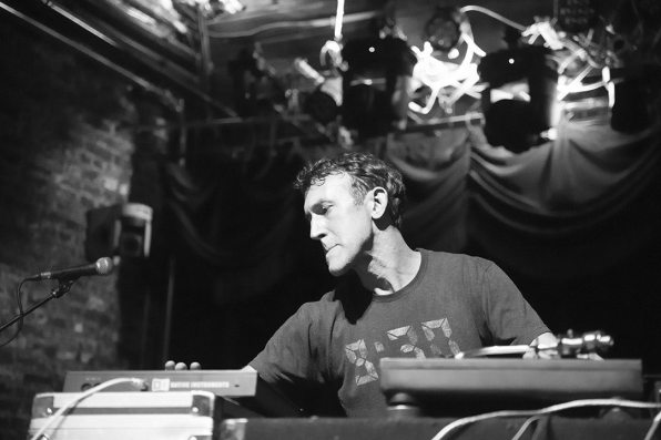 RJD2 Brooklyn Bowl Highlark
