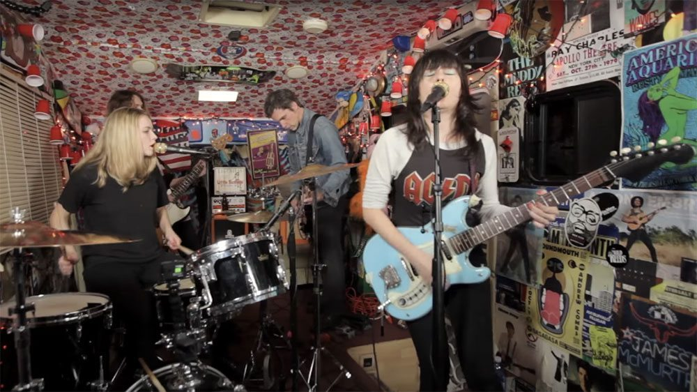 Death Valley Girls Highlark SXSW Music Preview 2016