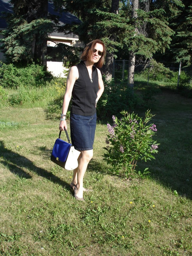 #over40 casual summer office look | High Latitude Style | http://www.highlatitudestyle.com