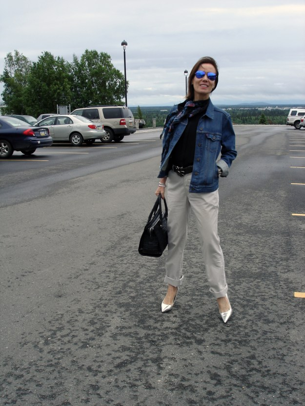 styleover40 Mature casual outfit