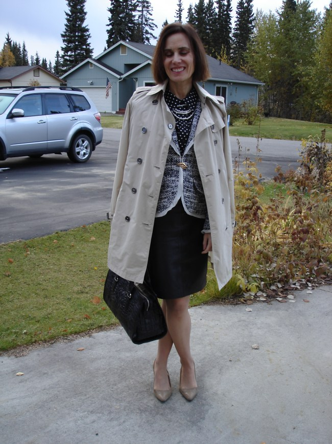#over40  office look for women over 40 | High Latitude Style | http://www.highlatitudestyle.com