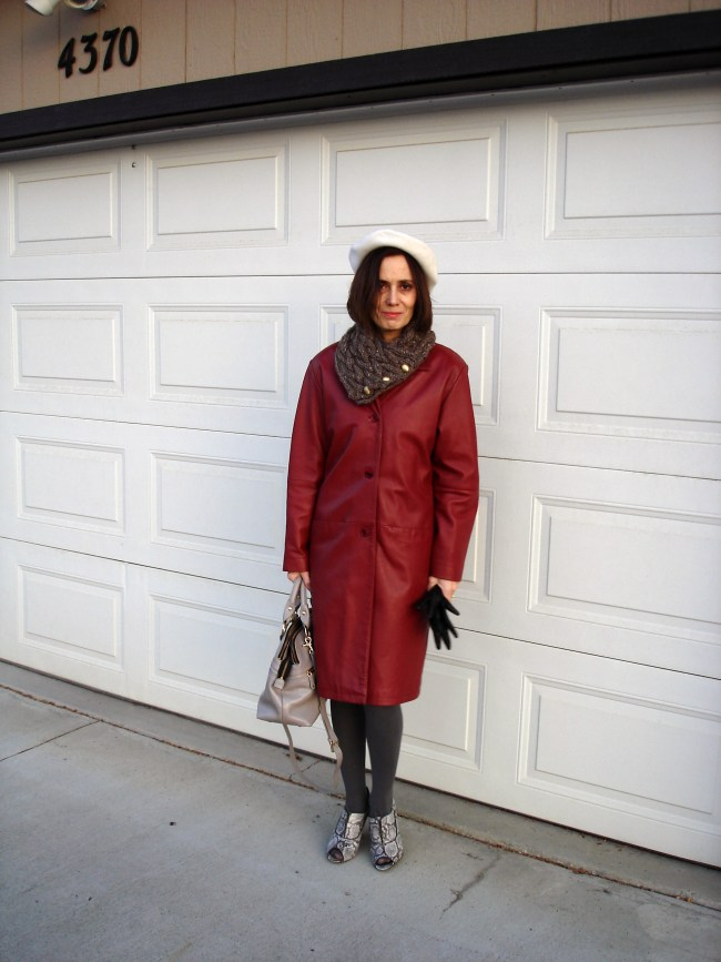 #over40 Fall outerwear look | High Latitude Style |http://www.highlatitudestyle.com