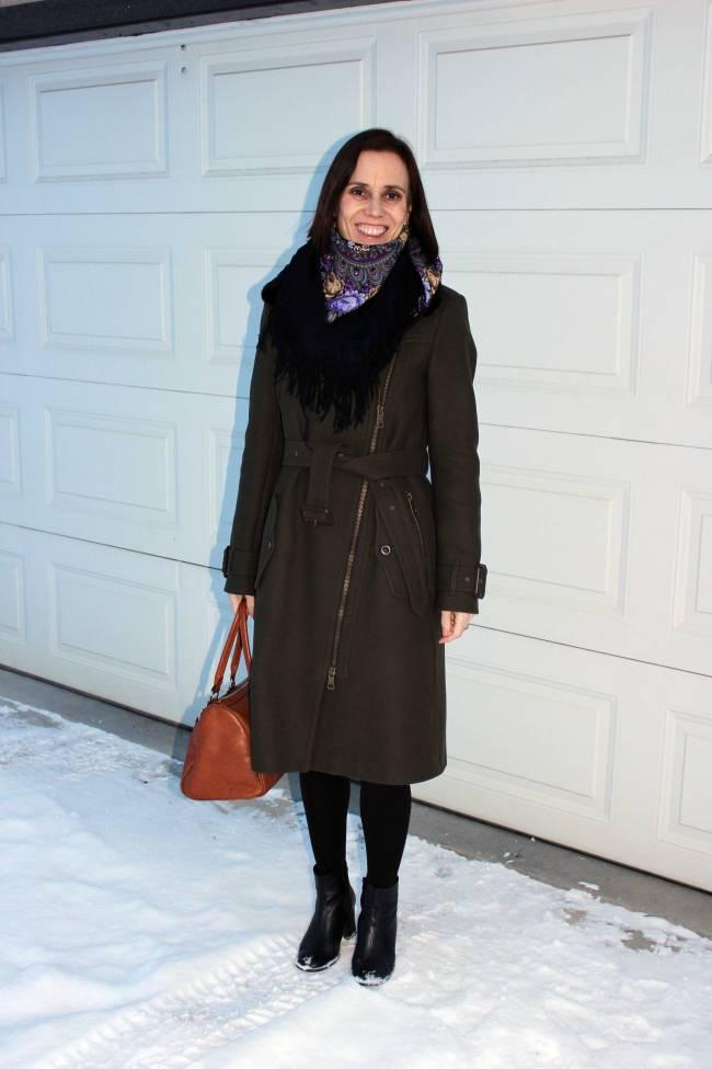 #over40 Streetstyle winter look | High Latitude Style | http://www.highlatitudestyle.com