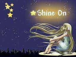 shine on blogger award