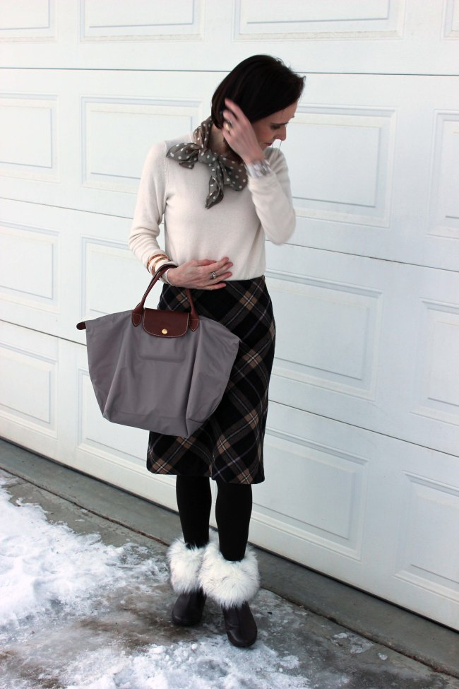 Winter office look http://www.highlatitudestyle.com