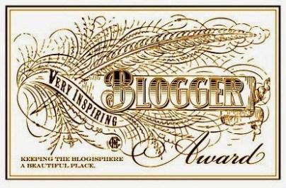 Very Inspiring Blogger Award for Nicole of High Latitude Style