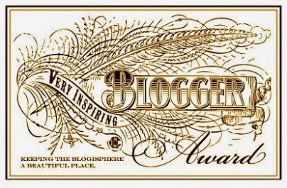 Very Inspiring Blogger Award for Nicole of High Latitude Style