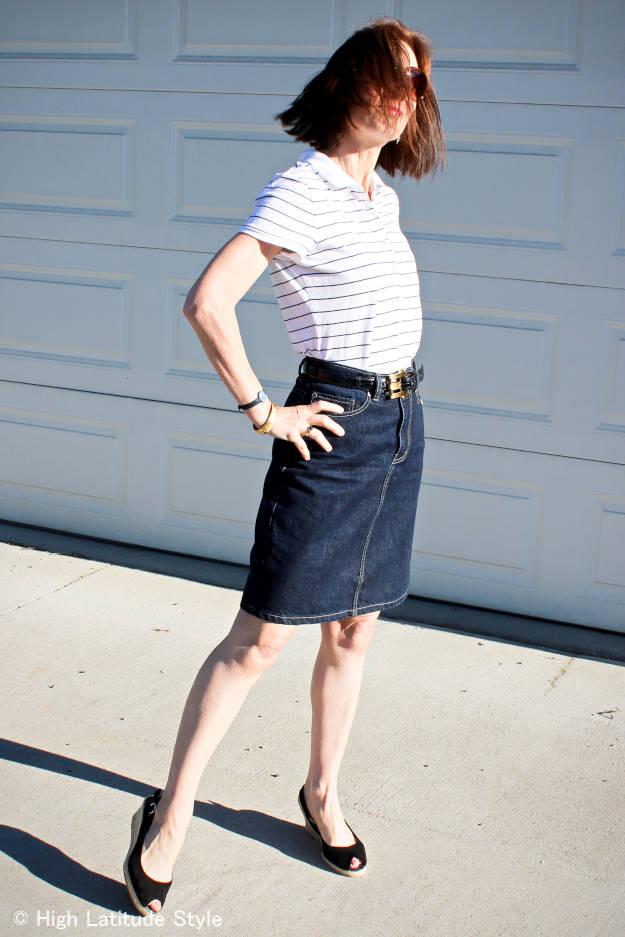 weekend look for mature women  High Latitude Style http://www.highlatitudestyle.com