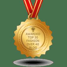 Top 30 Fashion over 40 Blog