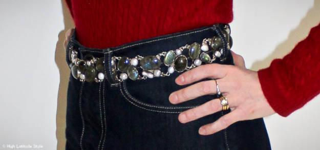 statement belt
