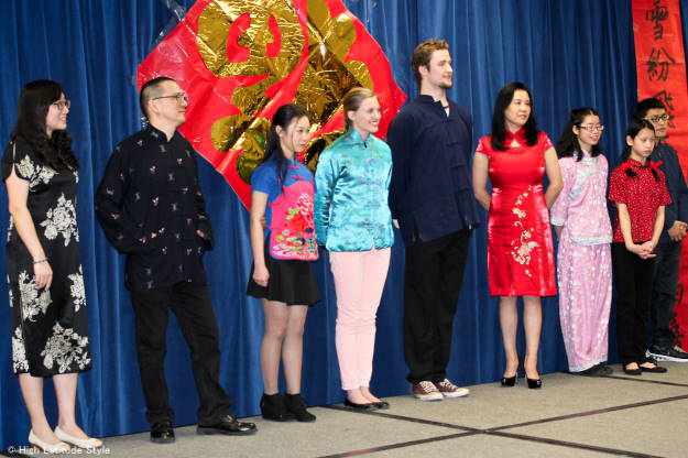 Various Chinese traditional clothes | High Latitude Style | http://www.highlatitudestyle.com