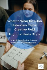 What to Wear for a Job Interview in the Creative Field