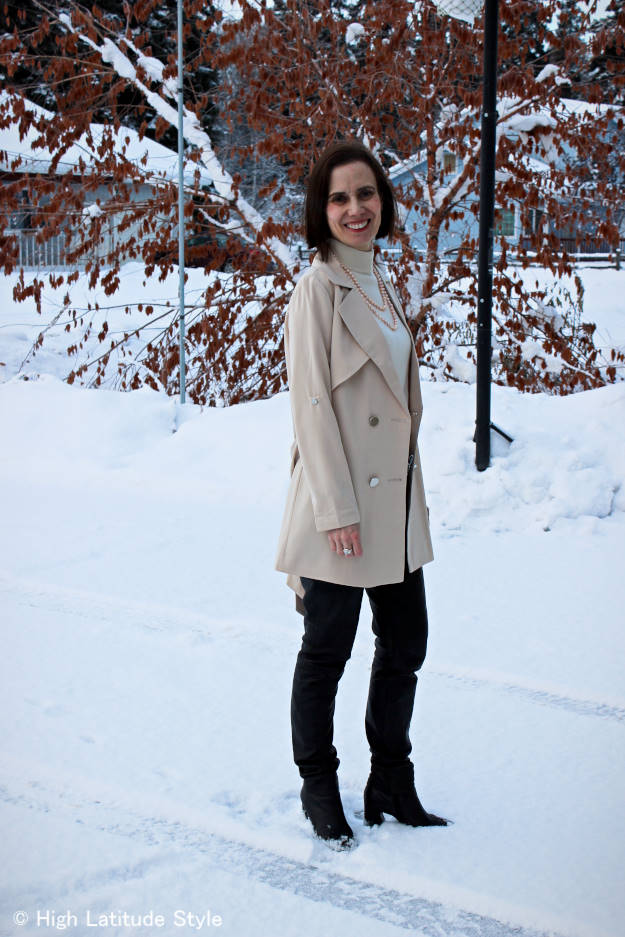 #over40 casual Friday Lookbook Store outfit for over 40 | High Latitude Style | http://www.highlatitudestyle.com