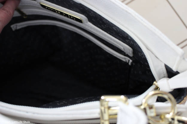 compartment of Olivia + Joy bag